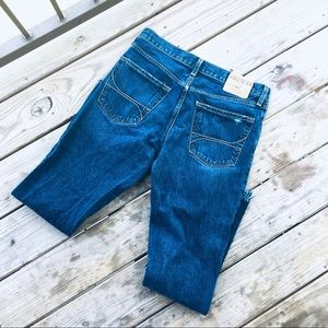 Hollister Bootcut Jeans Distressed sz 32/30